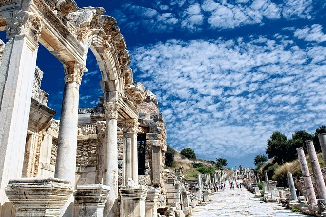 Biblical Ephesus, Mother Mary House, St John Basilica and Temple of Artemis Tour from Izmir with Private Guide