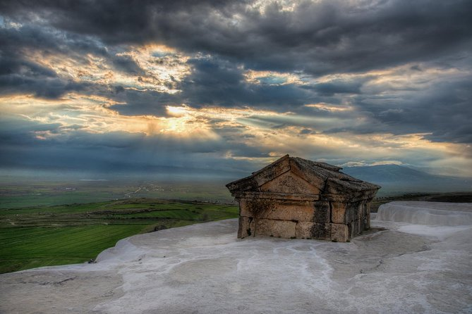 Pamukkale Hierapolis Small Group Tour From Izmir