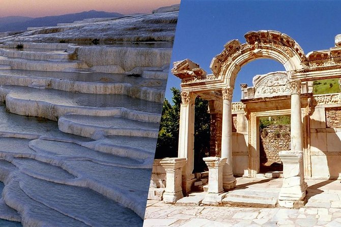 2-Day Ephesus and Pamukkale Tour From Izmir