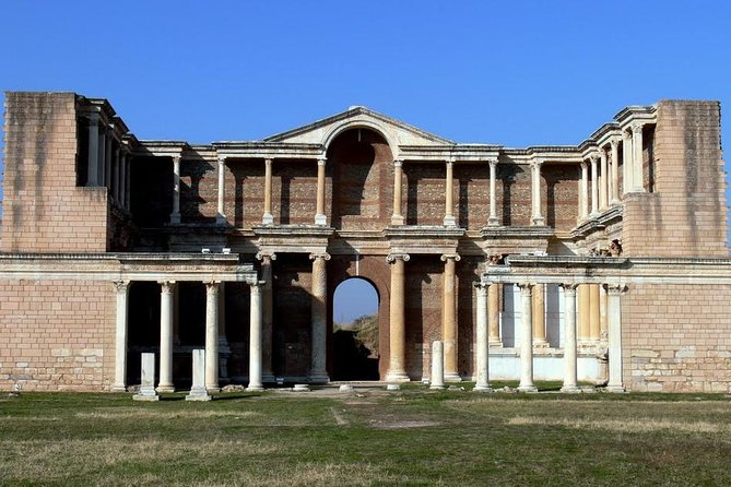 Sardis Tour from Izmir with Private Guide