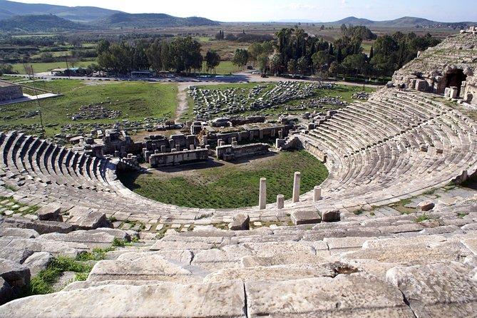 Kusadasi Shore Excursion: Private Full-Day Tour to Ephesus, Didyma and Miletus