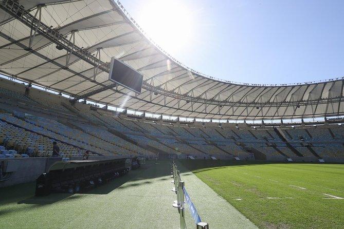 Maracanã Stadium Entrance Ticket with Guided Tour Option