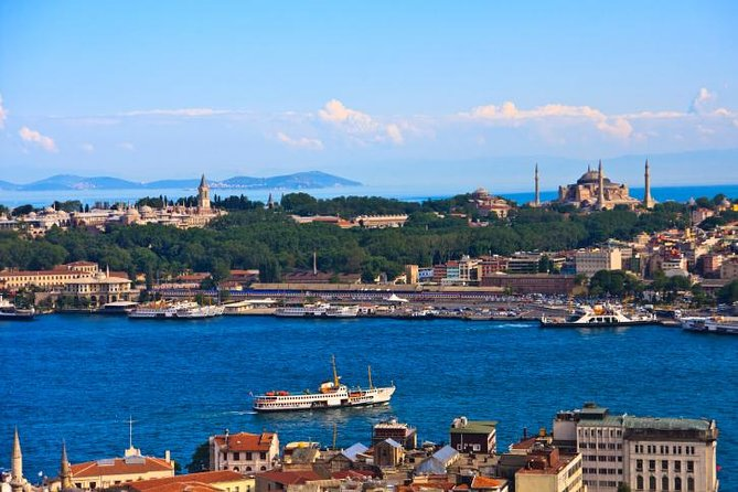 Bosphorus Cruise & Golden Horn Sightseeing Morning Tour