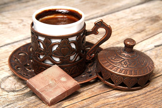 Turkish Coffee Tour and Coffee-Making Class 2021 - Istanbul
