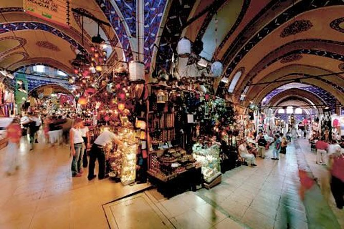 Small-Group Grand Bazaar Shopping Tour in Istanbul photo 1