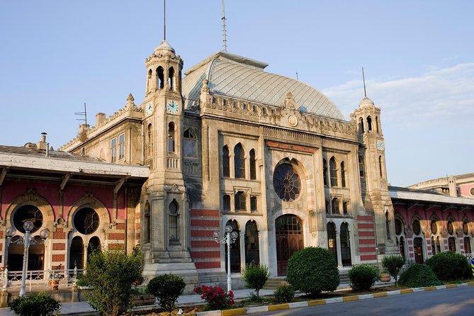 Istanbul 'Orient Express' Walking Tour