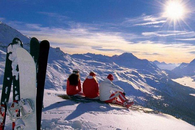 Private Full-Day Trip to Ski Resort Gudauri and Mtskheta from Tbilisi