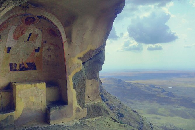 1-Day Trip to David Gareja Monastery with Rainbow Hills & Sighnaghi from Tbilisi