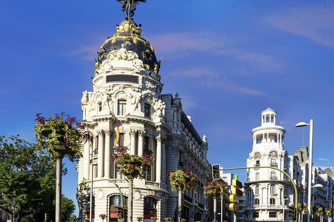 Private Custom Madrid Tour & optional Skip the Line Prado Museum Ticket