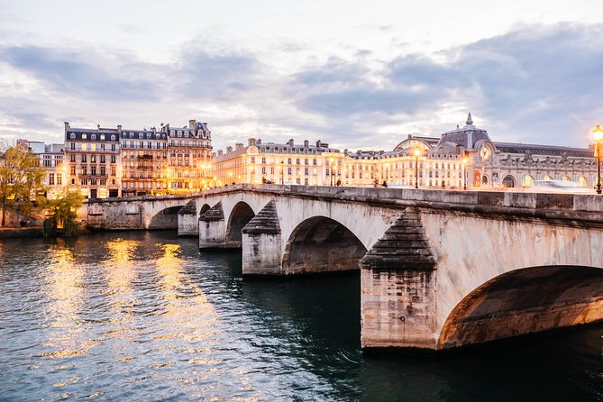 Paris Top Attractions & Hidden Gems around your Hotel Private Orientation Tour
