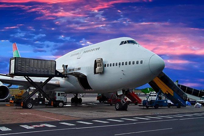 Privat ankomstoverførsel: Busan Lufthavn til Hotel