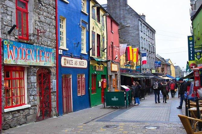 Dagtrip vanuit Dublin naar de Cliffs of Moher, Galway en de Wild Atlantic Way