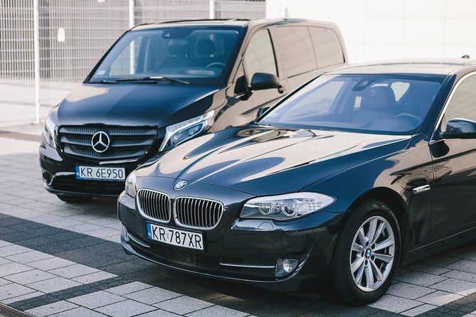 Private Transfer: Krakow Airport