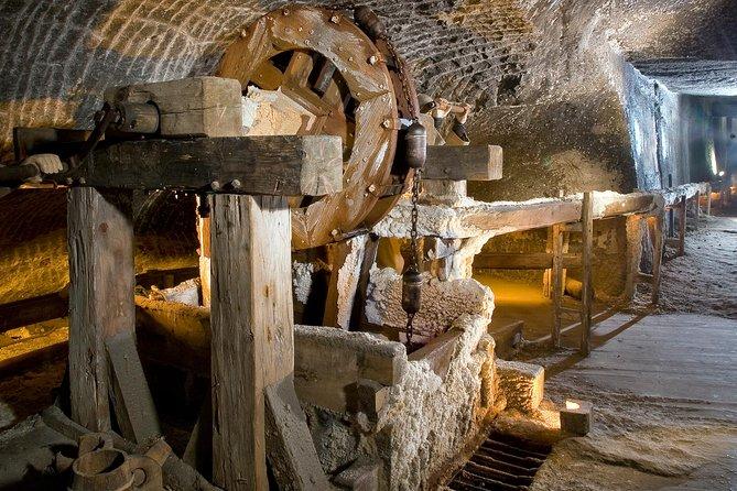 Excursão para grupos pequenos para a mina de sal Wieliczka, partindo de Cracóvia
