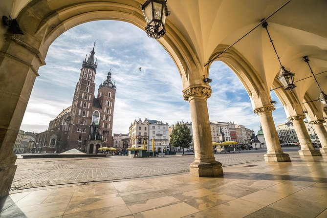 Krakow Walking Tour : Old Town and Jewish Quarter