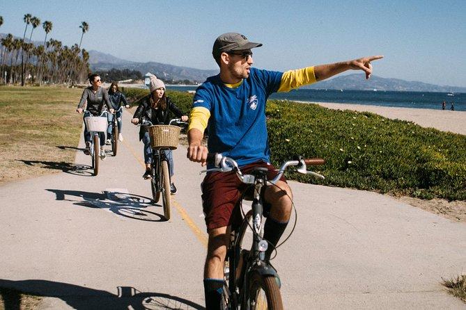 Tour door Santa Barbara op een elektrische fiets