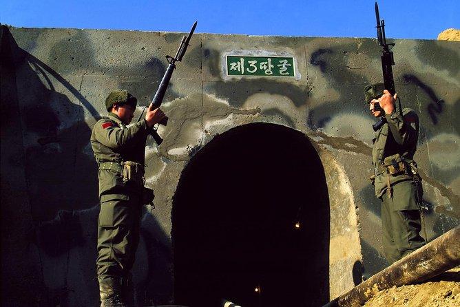 Korean Demilitarized Zone (DMZ) and JSA Panmunjom Tour from Seoul