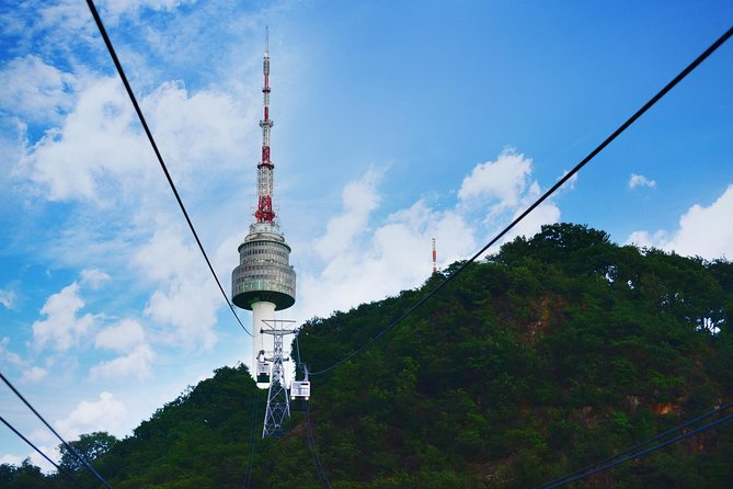 N Seoul Tower and Hanok Village Tour