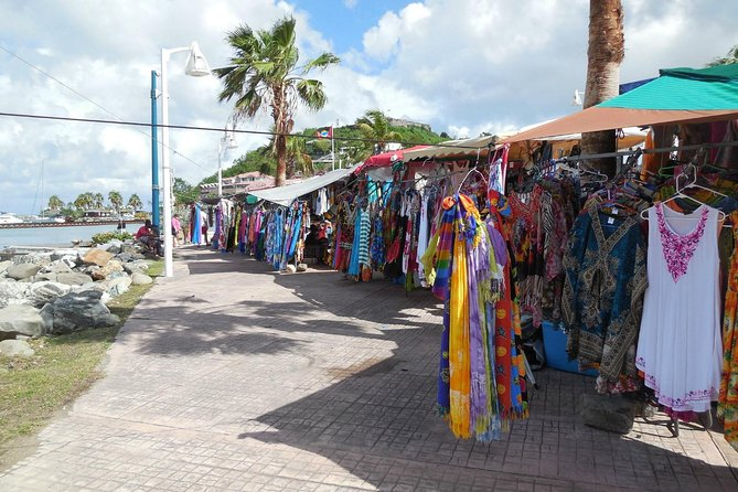 St-Martin and St Maarten Half-Day Sightseeing Island Tour