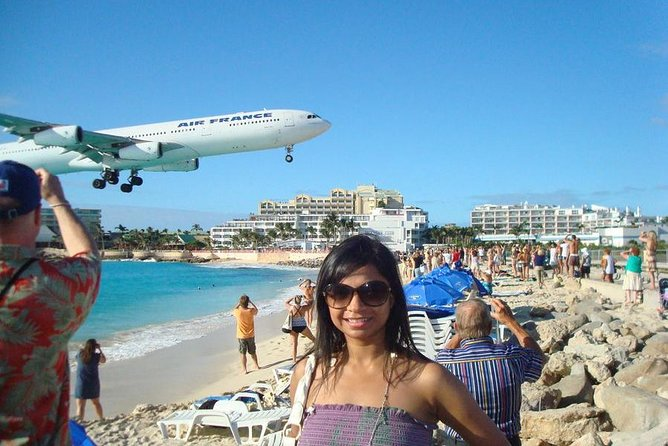 St Maarten Shore Excursion: Orient and Maho Beach Tour