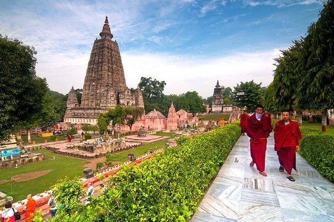 Journey to Lord Buddha's Enlightenment Place