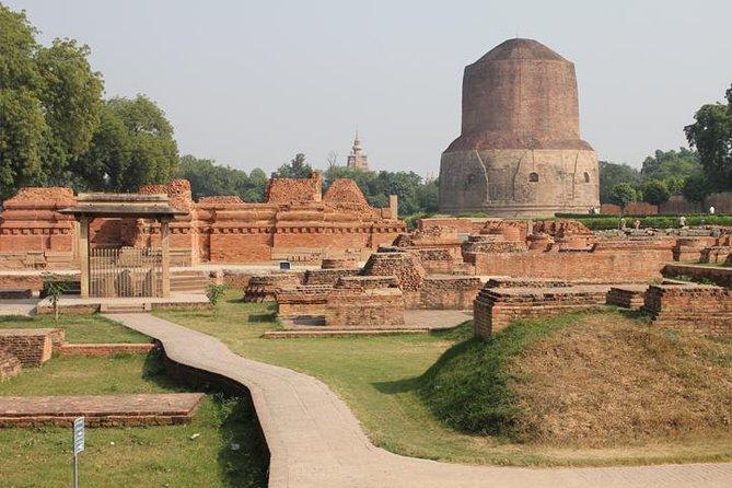 Spiritual Journey of Lord Buddha (Excursion to Sarnath from Varanasi)