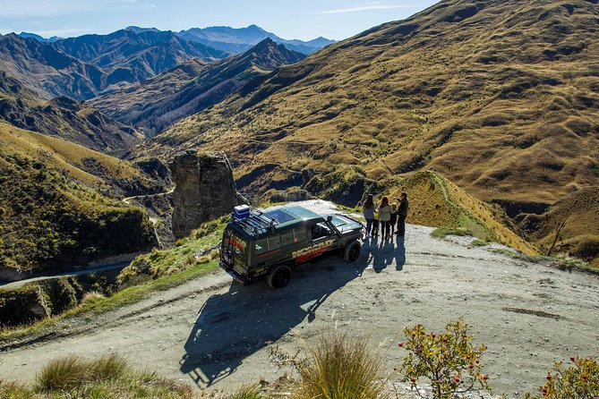 Skippers Canyon 4WD Tour (Half-Day)