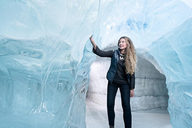 Perlan Wonders of Iceland - Ice cave & Nature Exhibition Ticket