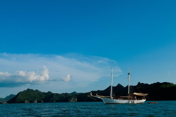 Full-Day Sailing and Geopark Adventure from Langkawi