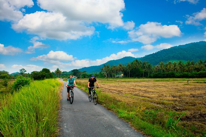 Half-Day Guided Bicycle Tour of Penang Countryside