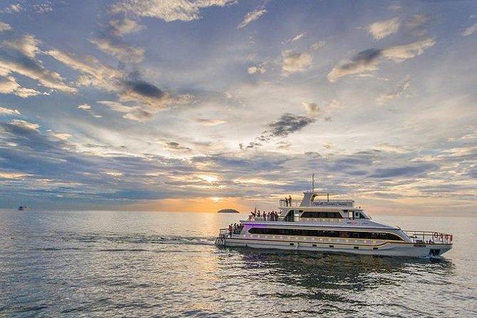 Sunset Dinner Cruise with North Borneo Cruises