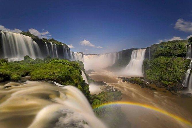 Inträdesbiljett till Iguazúfallen
