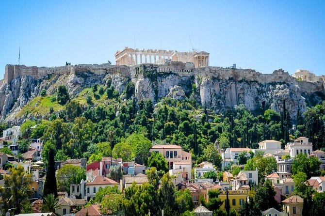 Athens Small Group Tour with Acropolis, Parthenon, Museum Including Meals