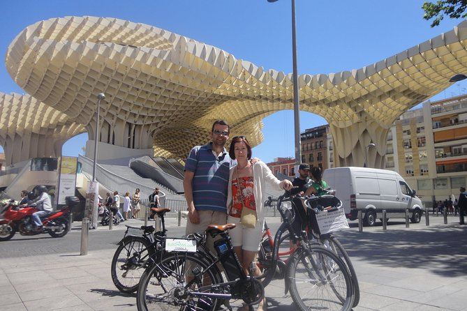 Adventure Seville Electric Bike Tour