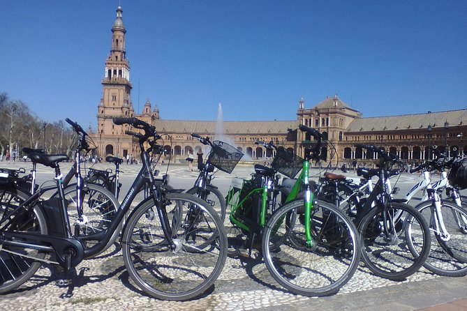 Electric Bike Rental 3 hours