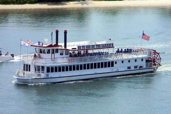 Cruise the waterways