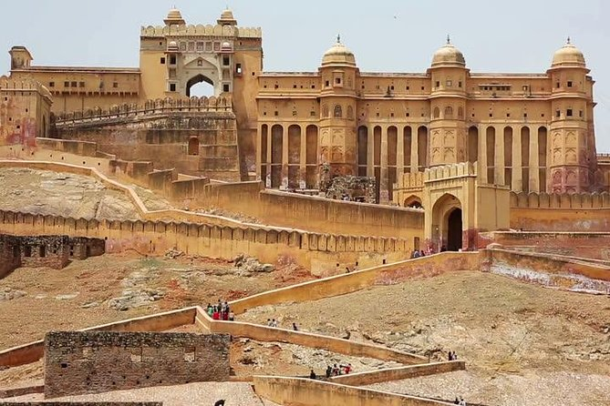 Private Tour: Day Trip From Delhi Including Jaipur