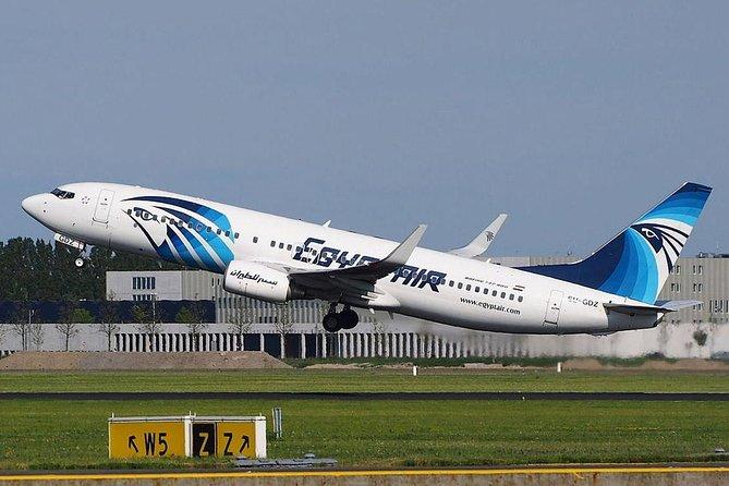 Aswan Airport Private Departure Transfer