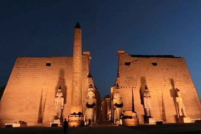Best 2 Days 1 Night Travel Package to Aswan & Luxor from Cairo by Flights
