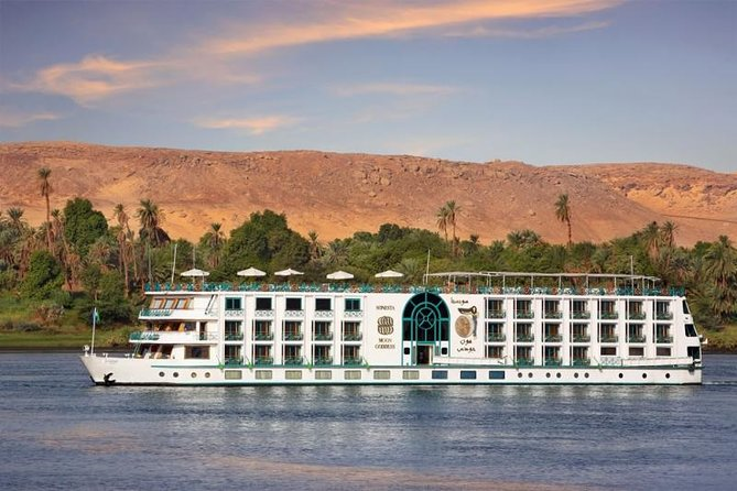 5-Day 4-Night - 5 Star Deluxe Nile Cruise from Luxor to Aswan - Private Tour