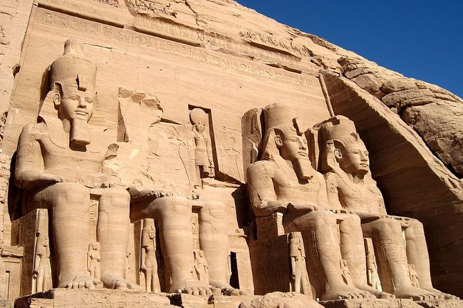 Private Tour: Abu Simbel Flight and Tour from Aswan, Round flight trip