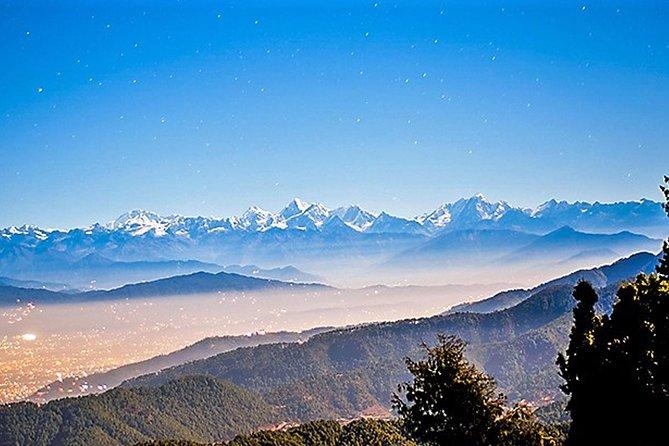 Excursion d'une journée à Chandragiri
