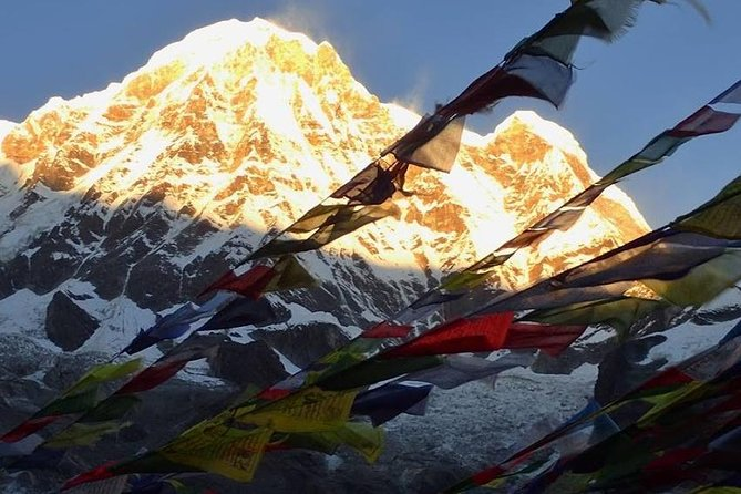 Adventurous Annapurna Base Camp Trekking