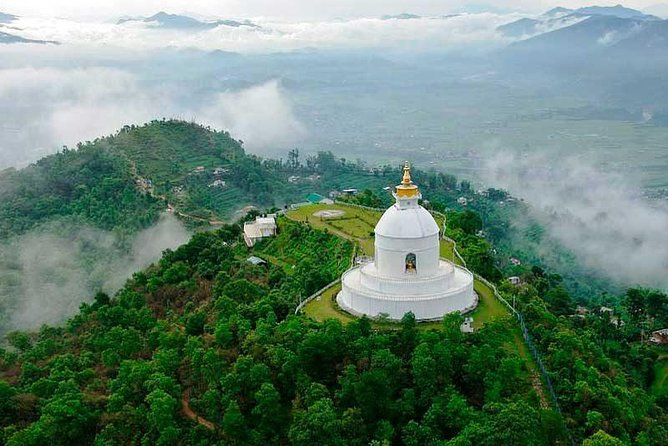 Day Trip to World Peace Stupa and Davi's Fall in Pokhara
