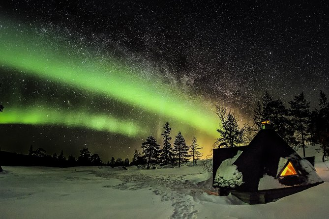 Northern Lights Photography Tour from Rovaniemi