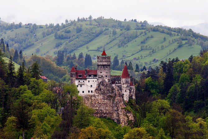 Dracula's Castle in Bran