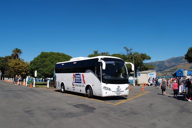 Christchurch and Banks Peninsula Sightseeing Tour