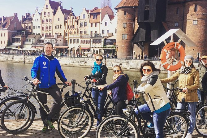 Gdansk Highlights Bicycle Tour