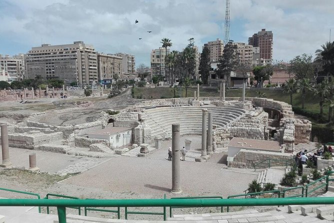 One Day Tour in Alexandria
