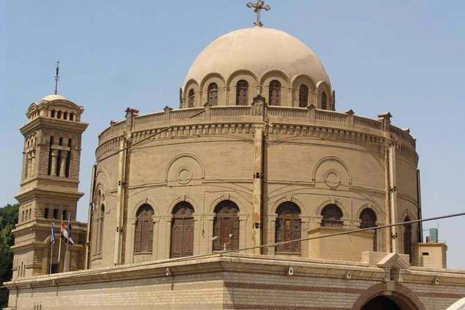 Day Tour at The Egyptian Museum and Coptic Cairo